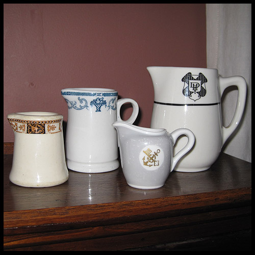 Vintage Creamer Collection