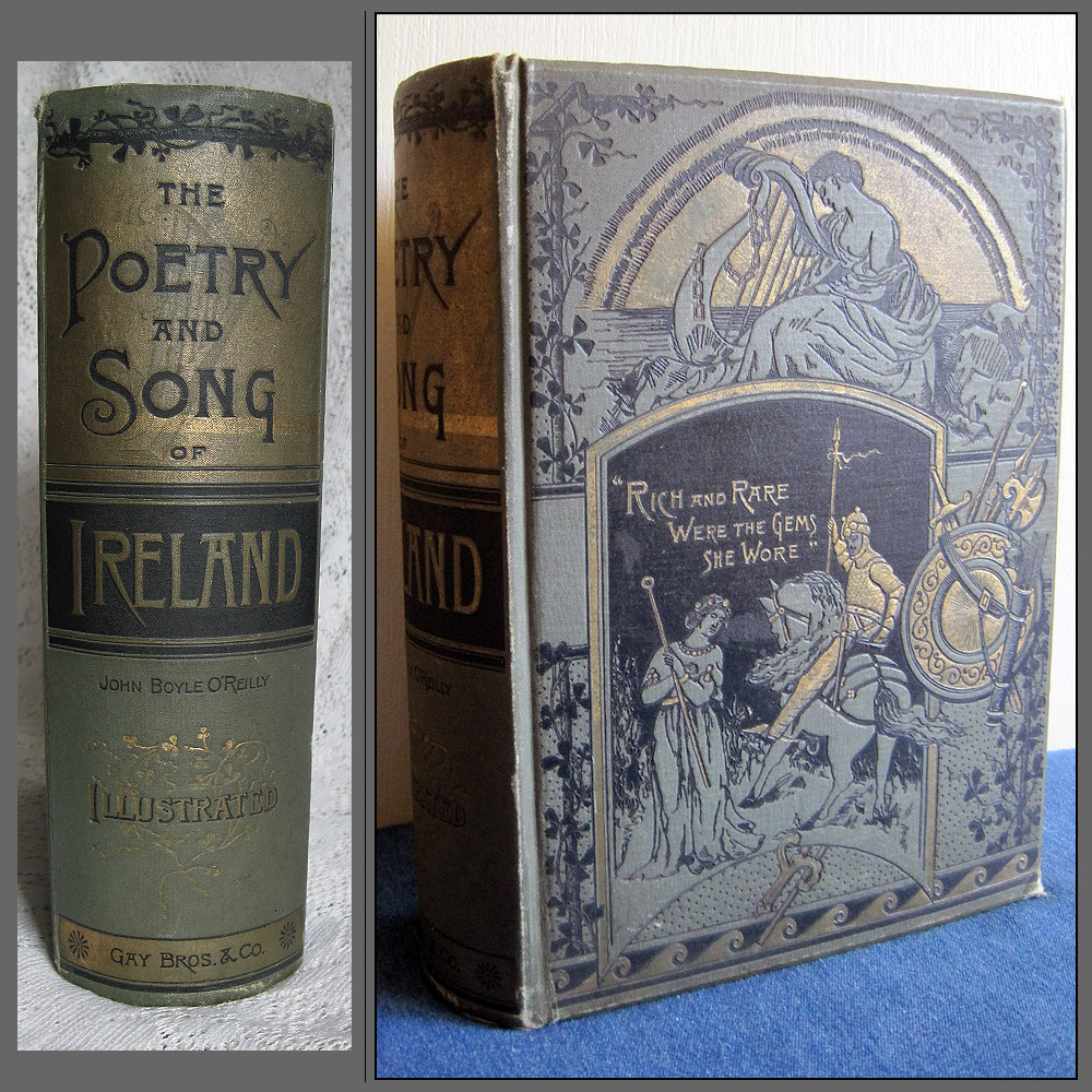 The Poetry and Song of Ireland 1887